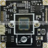 HD 960P CCTV action camera module 238+2431 Real 1.3MP AHD board with OSD menu