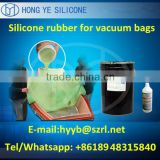 silicone rubber membrane for vacuum press