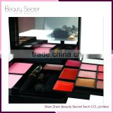 Cosmetics Eye Shadow Beauty Product Eye Shadow Wholesale 23 color eyeshadow+blusher+lipgloss palette