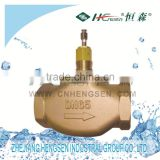 DF/F-06 series screw cast Brass Valves Over 20 years experience factory supply high quality level