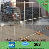 removal mobile fence / canada temporay fence / welded mesh portable fence for construction event sites direct factory