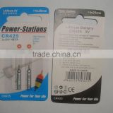 cr425 br425 lithium pin cells batteries