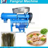 Thailand instant bean vermicelli machine/sweet potato vermicelli maker/rice noodle stick making machine