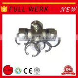 Best selling products agricultural tractors pto universal joint 35x106.5mm with grease nipple