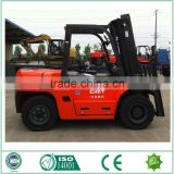 China suppliers Not used forklift with spare part for sale FD30 Forklift with side shift and clamp/ with 3-stage Mast