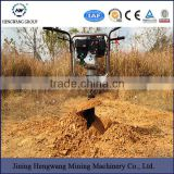 Manual Earth Auger,Tractor Post Hole Digger,Ground Earth Drill