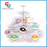 41cups iron cake stands