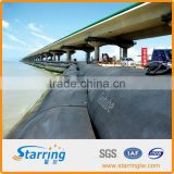 waste and oil containment geotextile liner