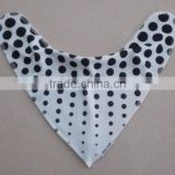 Baby Bandana Drool Bibs with Snaps, Printed Technics and OEM Service Supply Type baby bandana bibs