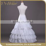 Hot Sale White sexy bridal petticoat pictures