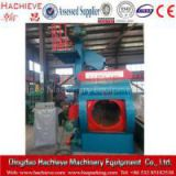 Inclined Drum Type Shot Blasting Machine