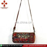 Wholesale Gold Supplier Vintage Cross Body Banjara Shoulder Bags
