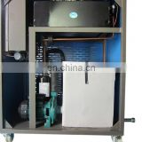 Industrial CE approved water cooled low-temperature chiller cold water machine