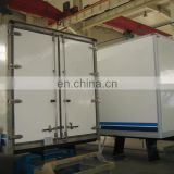 fiberglass sandwich panel refrigerated truck body