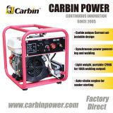 160A / 300A Auto-choke Gasoline / Diesel (Current-adjustable) Welder Generator