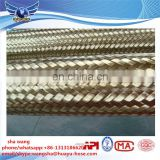 Stainless Steel Hydraulic rubber hoses for oil & mining