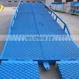 7LYQ Shandong SevenLift electric motorcycle double parking car dock yard ramp equipment
