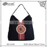Best Selling Product Girls Shoulder Cute Custom Cotton Bag