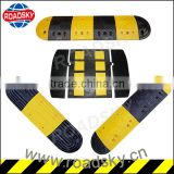 Road Safety Best Sale Rubber Speed Hump Supplier