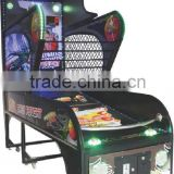 whole seller ticket game basketball game machine for indoor amusement parks