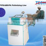 PP PE ABS Plastic Pellet Making Machine Extruder