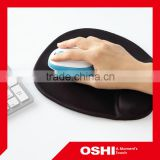 custom logo gel mouse pad personalized printed mouse pad best wrist rest mouse mats