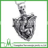316L stainless steel jewelry for men punk men pendant hot design                                                                                                         Supplier's Choice