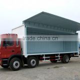 Open Side Door Container Hydraulic System Wingspan Container                                                                         Quality Choice