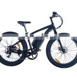 high quality electric snow bike 26x4.0