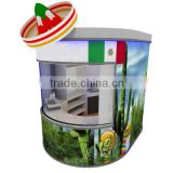 100% customization bubble tea kiosk , ice cream kiosk , Smoothie kiosk with top quality