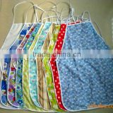 kids cooking polyster aprons sets(WZ5061)
