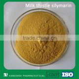 Protecting liver Natural silymarin Herbal milk thistle extract Powder                                                                         Quality Choice