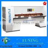 hand cutting wood veneer machine