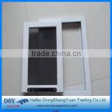 Low price and best quality galvanized iron window screening / insect screen(28 years' manufacturing)