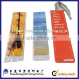 custom logo printing paper bookmark from china factory                                                                         Quality Choice