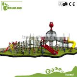 New design amusement kids outdoor climbing wall                                                                         Quality Choice