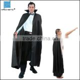 Adult Halloween black cape Costume C009