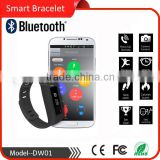 health fit tracker smart bluetooth sync bracelet pedometer alarm clock silicone wrist hand smart bracelet