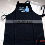 cheap BBQ apron &cotton apron for kitchen and promotional black bib apron with competitive price and good quality-4