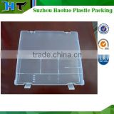 OEM plastic products manufacturer, transparent plastic pen box mould                                                                         Quality Choice