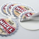 Competitive price Custom die cut skateboard sticker vinyl,Removable Glossy Adhesive labels for plastic bottles ---DH20261