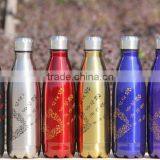 2014 new /Sport water bottle /with dust-proof cap/ plastic water bottle/ hot sale for promotion