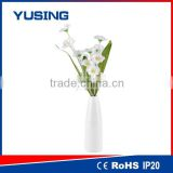 Made in China vase shape lamps flower chinese vase lamps