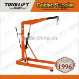 Factory supply professional low price hydraulic mobile floor crane