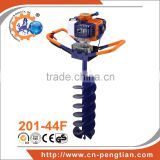 Chinese 52cc 68cc 71cc 2 Stroke Gasoline Powered Earth auger/Ground drill/Post hole digger