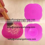 Silicone Makeup Brush Cleaner Pad, Makeup Brush Cleanser, Cosmetic Brush Cleaning Pad