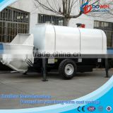 HBT80.12.110S 110kw Electric Trailer Mounted Mini Concrete Pump