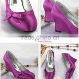 bright elegant and vintage wedding shose WS-044 2011 new arrival