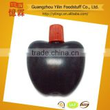 6ml Japanese salted fish Soy Sauce in apple shape for sushi food Certified with HACCP and ISO