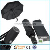 latest design new promotion 3 fold umbrella from CHINA factory High Quality Fully Automatic Umbrella 3 Fold Auto Open/Close U